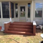 Porch and Steps
