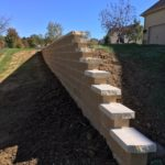 Retaining Wall After