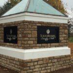 Scioto Reserve Entrance